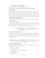 Kỹ thuật điện đại cương - Chương 8 pptx