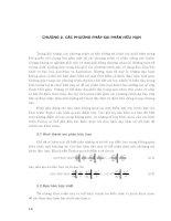 Nhập môn kỹ thuật dự báo thời tiết số - Chương 2 doc