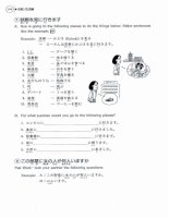 genki 1 an integrated course in elementary japanese1 phần 6 docx