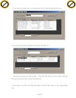 Giáo trình phân tích ứng dụng những kỹ năng để xử lý lỗi bằng lệnh On error goto p10 ppsx