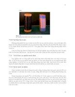 Giáo trình Xử lý bức xạ và cơ sở của công nghệ bức xạ - GS. TS. Trần Đại Nghiệp Phần 10 docx