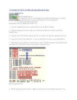 Hướng dẫn sử dụng phần mềm dịch tiếng anh tự động pot