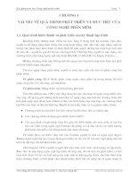 Bài giảng công nghệ phần mềm - Chương 1 pptx