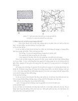 Giáo trình hướng dẫn phân tích quy trình vận dụng cấu tạo mạng hợp tinh thể của kim loại nguyên chất p3 pot