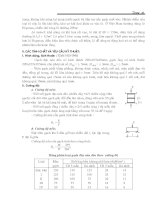 Giáo trình phân tích khả năng ứng dụng tính chất cơ lý của vật liệu xây dựng trong đổ móng công trình p8 doc