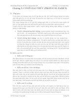Bài giảng thông tin dữ liệu và mạng máy tính - Chương 3 doc