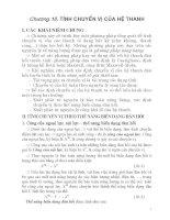 Giáo trình sức bền vật liệu - Chương 10 pps