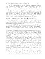 ẤN QUANG PHÁP SƯ VĂN SAO TỤC BIÊN (Quyển Hạ) Phần 7 ppsx