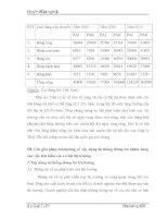 Giáo trình hướng dẫn tìm hiểu về xu thế hội nhập kinh tế của Việt Nam trong khu vực và thế giới phần 5 potx