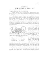 Giáo trình - Tuabin nhiệt điện - chương 7 potx