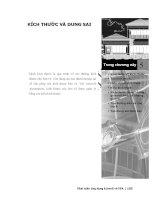 Phát triển AutoCAD bằng ActiveX & VBA - Chương 5 ppsx