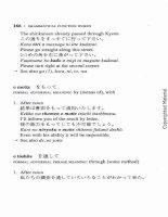 a handbook of japanese grammar phần 7 ppt
