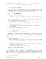Bài giảng thông tin dữ liệu và mạng máy tính - Chương 5 pptx