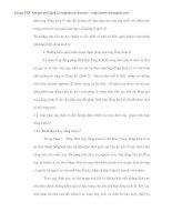 Chế độ pháp lý của hợp đồng thuê nhà xưởng và thực tiễn áp dụng tại CIRT - 8 ppsx