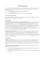 Note Taking and Learning A Summary of Research phần 7 docx