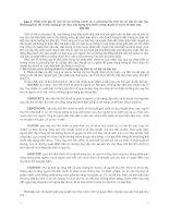 10 Câu hỏi cơ bản ôn thi Chính Trị Học Có Đáp Án