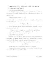 bài giảng cơ sở lý thuyết hóa học phần 2 pot
