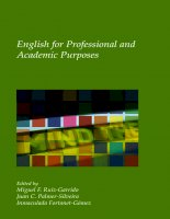 English for Professional and Academic Purposes phần 1 ppt
