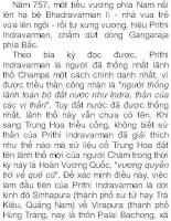 TÌM HIỂU CỘNG ĐỒNG NGƯỜI CHĂM TẠI VIỆT NAM - Tác giả: Nguyễn Văn Huy Phần 5 ppsx