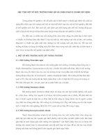 ĐẶC TÍNH MỘT SỐ MÔI TRƯỜNG PHÂN LẬP VÀ CHẨN ĐOÁN VI KHUẨN GÂY BỆNH pps