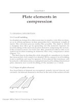 Aluminium Design and Construction - Chapter 7 pps