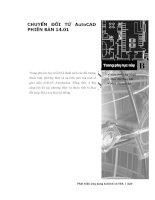 Phát triển AutoCAD bằng ActiveX & VBA - Phụ lục B pps