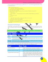 Giáo trình phân tích khả năng ứng dụng các phương pháp lập trình ajax trên autocad p7 ppsx