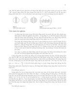 Giáo trình thực tập hóa lý - PGS. TS. Vũ Ngọc Ban Phần 5 ppt