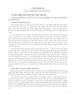 Bài giảng Quan hệ pháp luật dân sự
