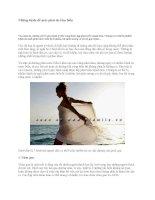 Những bệnh dễ mắc phải do tắm biển pdf