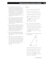 New SAT Math Workbook Episode 2 part 8 pps