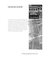 Phát triển AutoCAD bằng ActiveX & VBA - Chương 9 pot