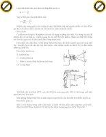 Giáo trình phân tích quy trình ứng dụng nguyên lý khúc xạ ánh sáng quang hình học p9 docx