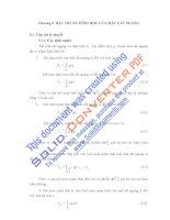 Bài tập sức bền vật liệu - 3 pps