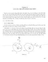 Giáo trình CƠ SỞ KỸ THUẬT CƠ KHÍ - Chương 11&12 pot