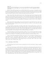 Khí hậu và khí tượng đại cương - Trần Công Minh Phần 9 pps