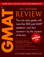 Wiley the official guide for GMAT Episode 1 Part 2 pdf