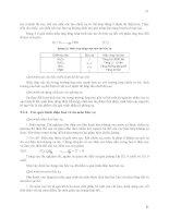 Giáo trình Xử lý bức xạ và cơ sở của công nghệ bức xạ - GS. TS. Trần Đại Nghiệp Phần 7 ppt