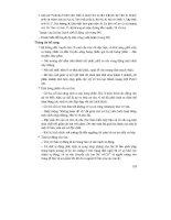 Thiết kế bài giảng sinh học 11 nâng cao tập 1 part 8 ppsx