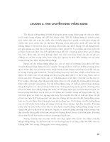 Nhập môn kỹ thuật dự báo thời tiết số - Chương 3 docx