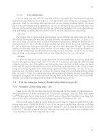 Giáo trình Xử lý bức xạ và cơ sở của công nghệ bức xạ - GS. TS. Trần Đại Nghiệp Phần 9 ppsx