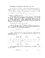 bài giảng Kỹ thuật điện tử và tin học phần 3 doc