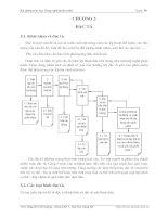 Bài giảng công nghệ phần mềm - Chương 3 pot
