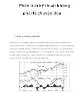 Phân tích kỹ thuật không phải là chuyện đùa pdf