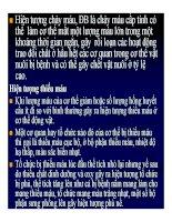 Bệnh học thủy sản : MỘT SỐ QUÁ TRÌNH BỆNH LÝ CƠ BẢN part 2 pps