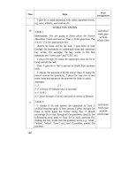 Thiết kế bài giảng Tiếng Anh 11 tập 1 part 8 pdf