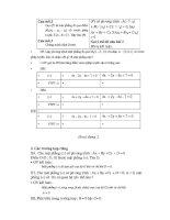 Thiết kế bài giảng hình học 12 nâng cao tập 2 part 6 pot