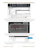 Giáo trình hướng dẫn cách sử dụng ảnh nhập vào để chỉnh sửa âm thanh và định dạng file ảnh phần 10 pdf