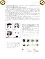 Giáo trình hướng dẫn cách sử dụng máy ghi hình phóng xạ điện tử trong chẩn đoán bệnh phần 2 pdf