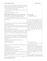 Giáo án Vật Lý lớp 8 ( cả năm ) part 7 potx